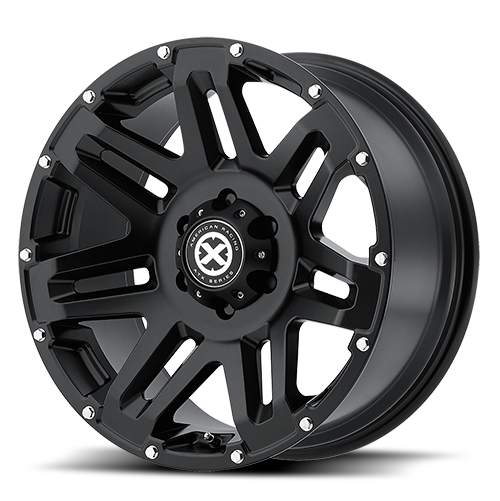 ATX Series AX200 - Cast Iron Black