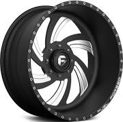 Fuel Forged FF10 - Black and Milled