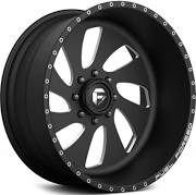 Fuel Forged FF11 - Black and Milled