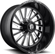 Fuel Forged FF16 - Black and Milled