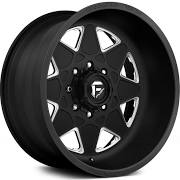 Fuel Forged FF18 - Black and Milled