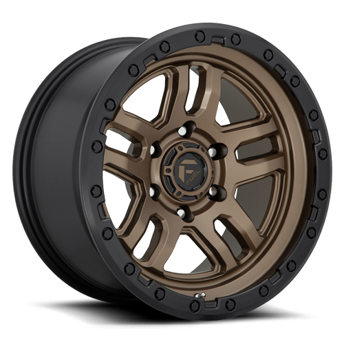 Fuel Ammo D702 - Matte Bronze with Black Ring