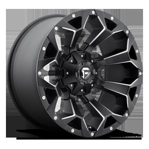 Fuel Assault D546 - Black