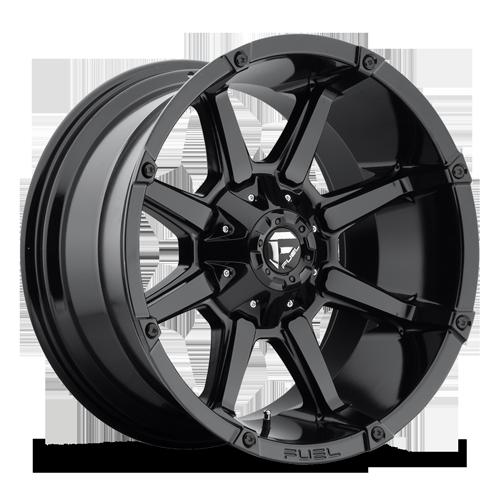Fuel Coupler D575 - Gloss Black
