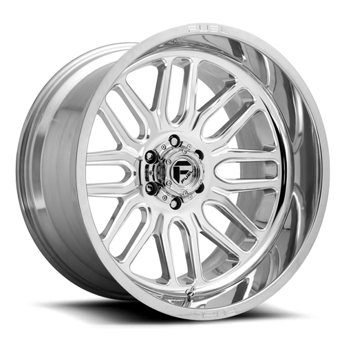 Fuel Ignite D721 - Polished and Milled