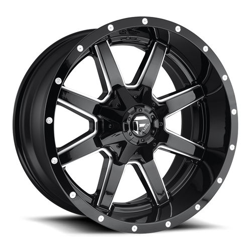 Fuel Maverick D610 - Gloss Black