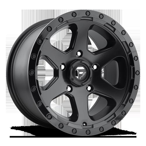 Fuel Ripper D589 - Black