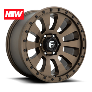 Fuel Tactic D678 - Matte Bronze