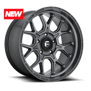 Fuel Tech D671 - Matte Anthracite
