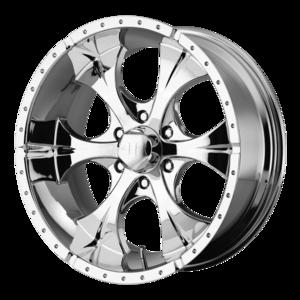 Helo Wheels HE791 - Chrome