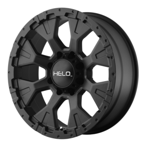 Helo Wheels HE878 - Black