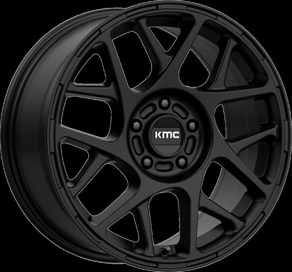 KMC Bully 708 - Satin Black