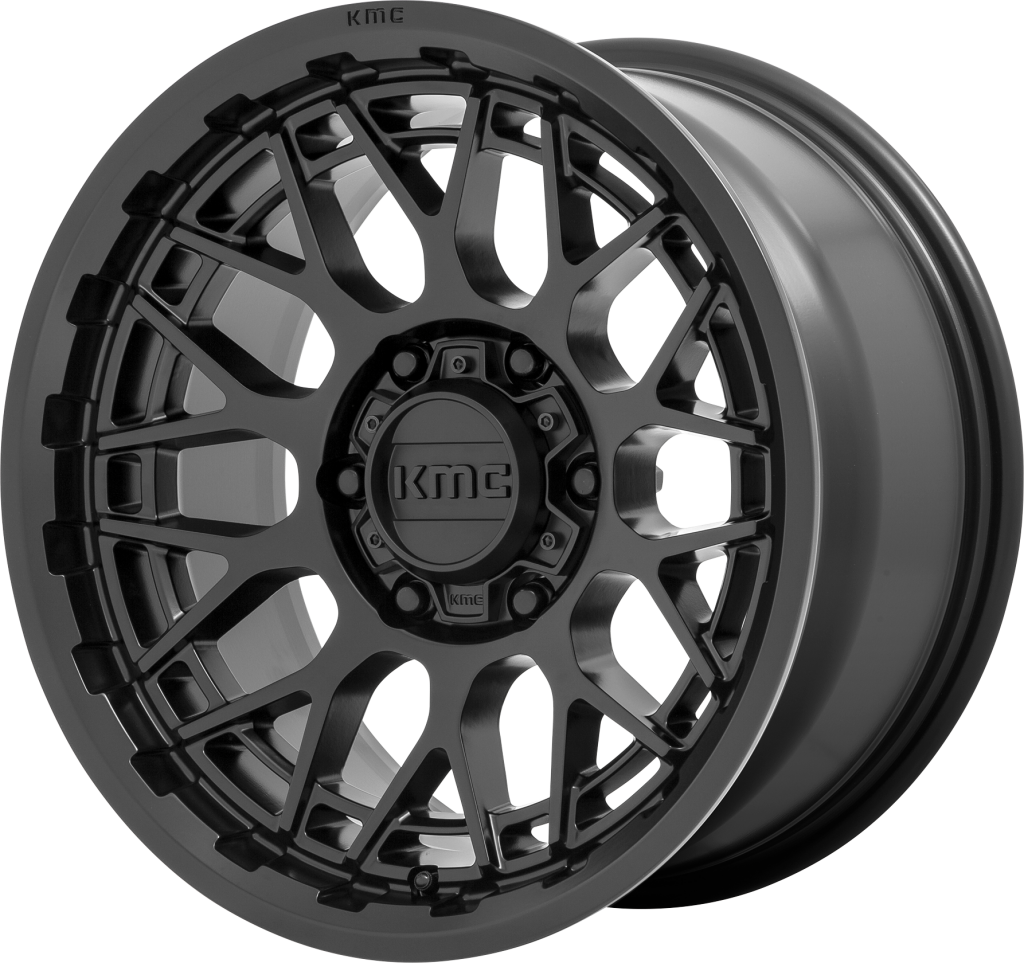 KMC Technic 722 - Satin Black
