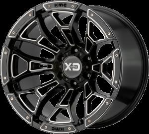 XD Boneyard 841 - Gloss Black and Milled