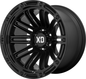 XD  Double Deuce 846 - Satin Black