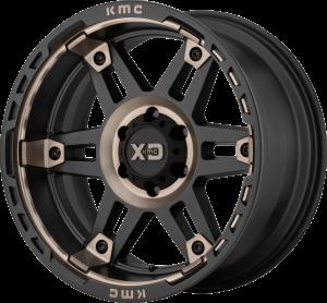 XD Spy II 840 - Satin Black with Dark Tint