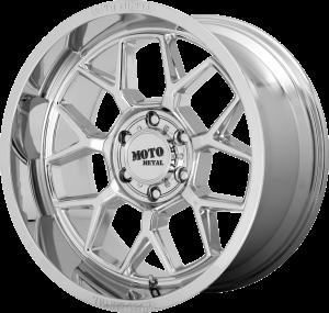 Moto Metal MO803 Banshee - Chrome