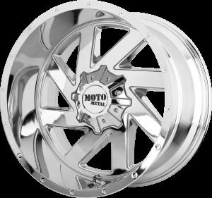 Moto Metal MO988 Melee - Chrome