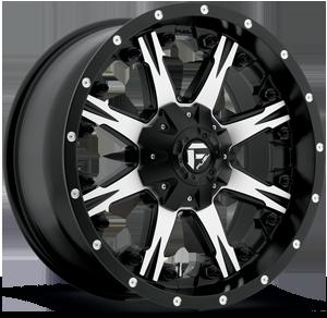 Fuel Nutz D541 - Black