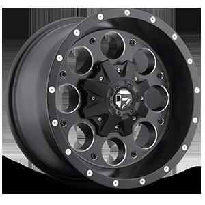 Fuel Revolver D525 - Black