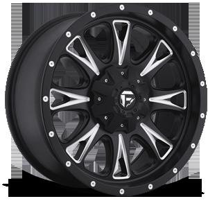 Fuel Throttle D513 - Black