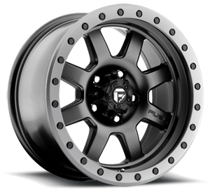 Fuel Trophy D551 - Black