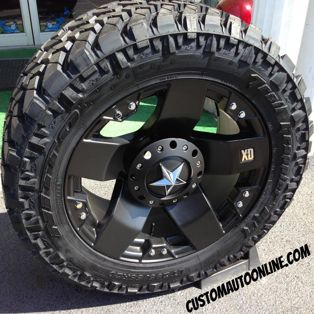 Xd Series Rockstar Nitto Trail Grappler