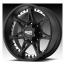 Moto Metal MO961 - Black