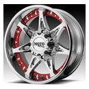 Moto Metal MO961 - Chrome