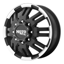 Moto Metal MO963 Dually - Black
