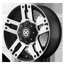 ATX Series AX190 Dune - Black/Machined