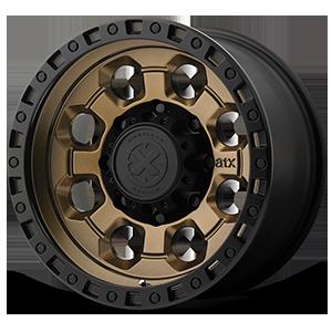 ATX Series AX201 - Matte Bronze with Black Lip
