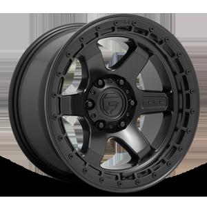 Fuel Block D750 - Satin Black