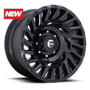Fuel Cyclone D682 - Gloss Black