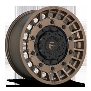 Fuel Militia D725 - Matte Bronze