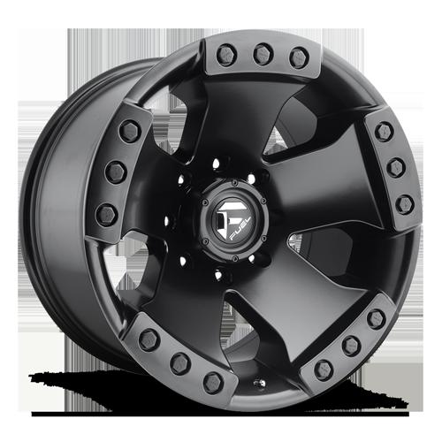 Fuel Monsta D577 - Black