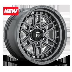 Fuel Nitro D668 - Matte Anthracite