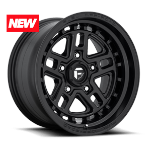 Fuel Nitro D667 - Matte Black