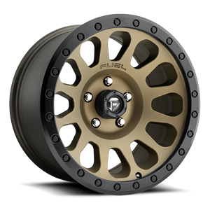 Fuel Vector D600 - Matte Bronze with Black Lip
