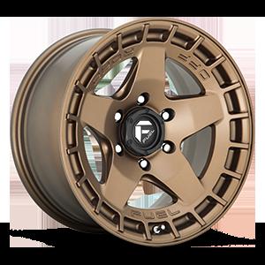 Fuel Warp D735 - Matte Bronze