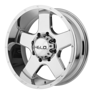 Helo Wheels HE886 - PVD Chrome