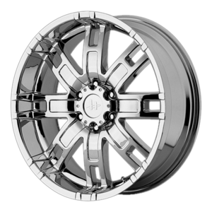 Helo Wheels HE835 - Chrome