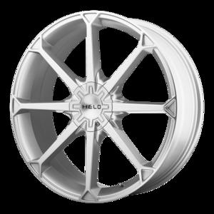 Helo Wheels HE870 - Silver