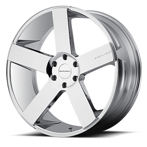 KMC Wheels KM690 MC5 - Chrome