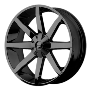 KMC Wheels KM651 Slide - Black