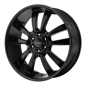 KMC Wheels KM673 Skitch - Black