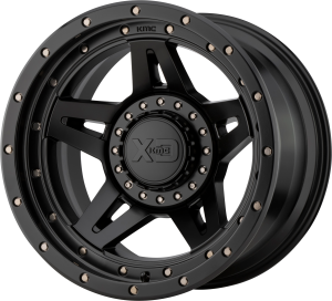 XD Brute 138 - Satin Black