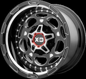 XD Demodog 837 - Gloss Black and Milled