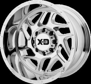 XD Fury 836 - Chrome