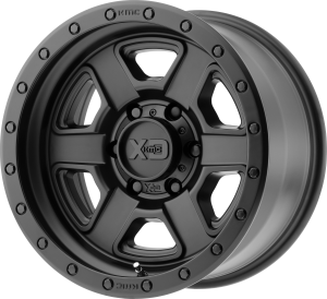 XD Fusion Off Road 133 - Satin Black